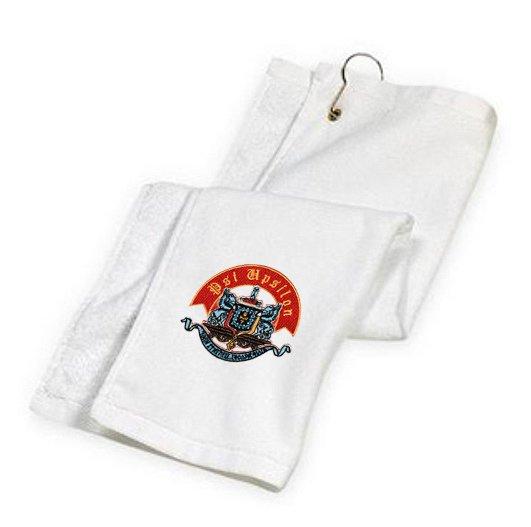 DISCOUNT-Psi Upsilon Golf Towel