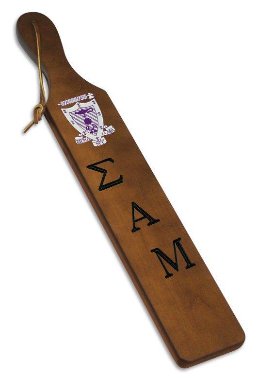 Sigma Alpha Mu Discount Paddle
