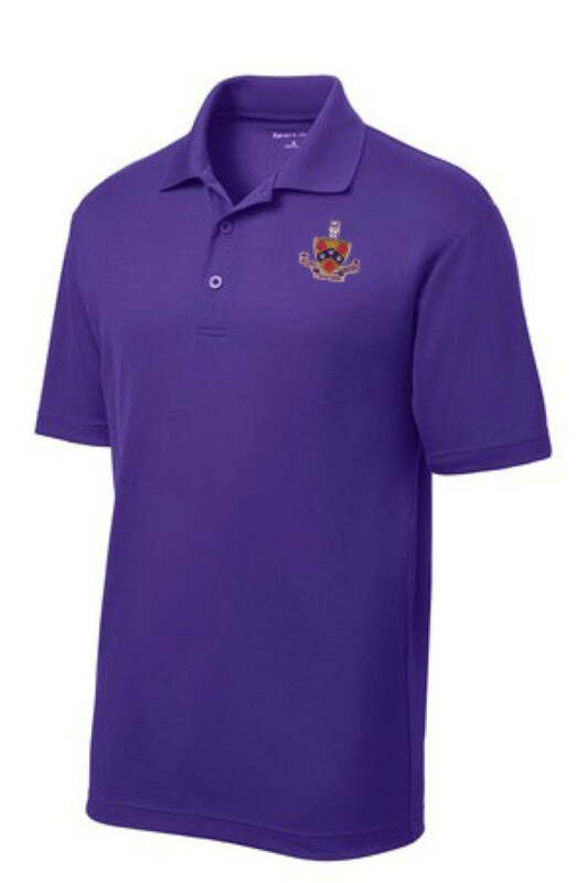 DISCOUNT-FIJI Fraternity Emblem Polo