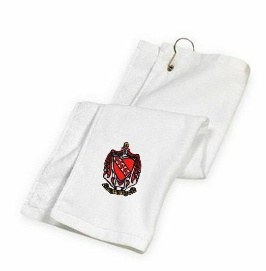 DISCOUNT-Fraternity - Sorority Golf Towel