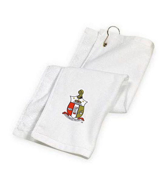 DISCOUNT-Kappa Alpha Psi Golf Towel