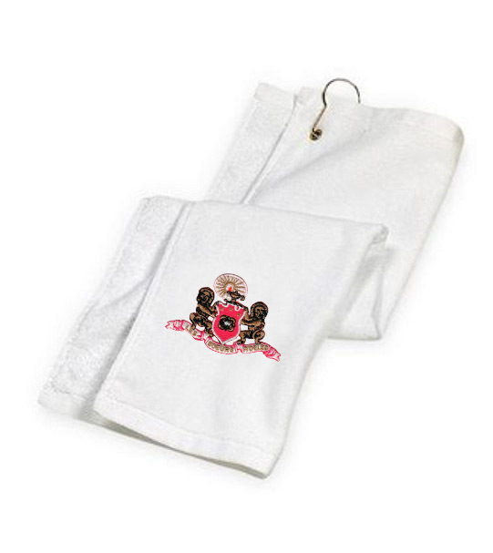 DISCOUNT-Phi Mu Golf Towel