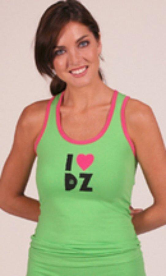 Delta Zeta Camisole - Heart