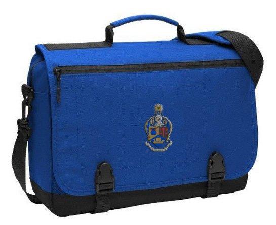 DISCOUNT-Alpha Kappa Psi Messenger Briefcase