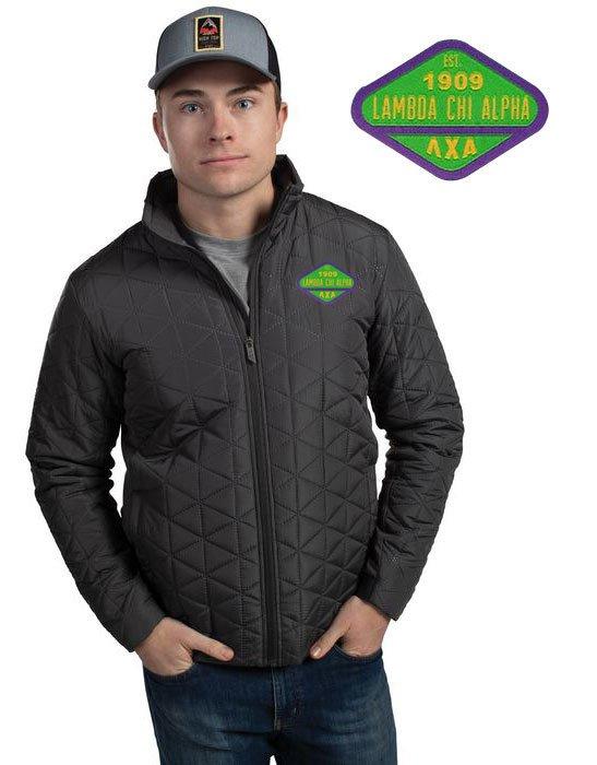 Lambda Chi Alpha Repreve ECO Jacket