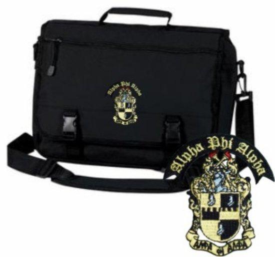 DISCOUNT-Fraternity & Sorority Greek Briefcase
