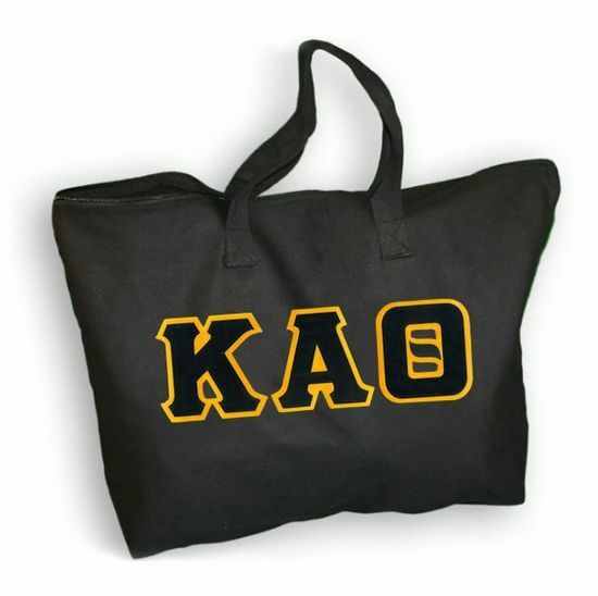 DISCOUNT- Lettered Sorority Tote