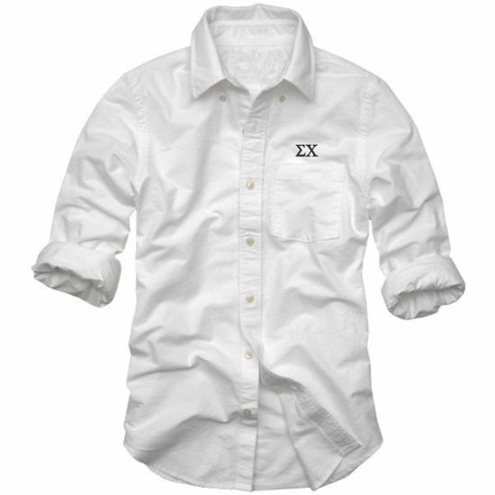 Tall Fraternity Classic Oxford