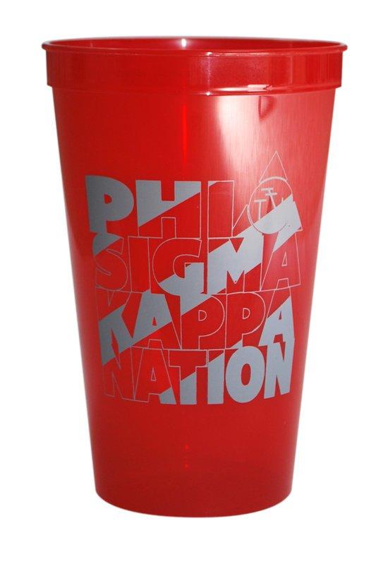 Phi Sigma Kappa Nations Stadium Cup - 10 for $10!