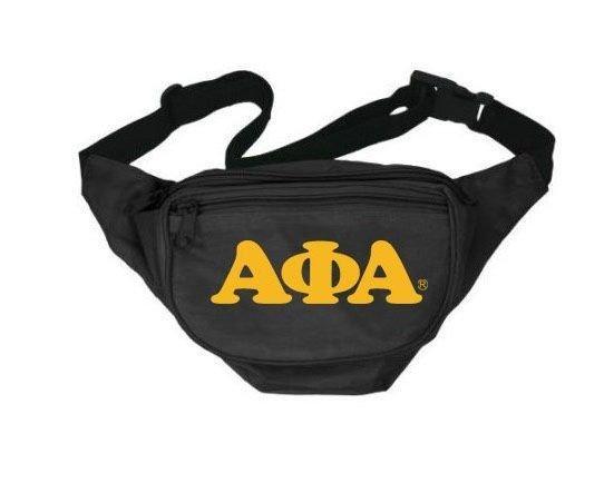 Alpha Phi Alpha Fanny Pack