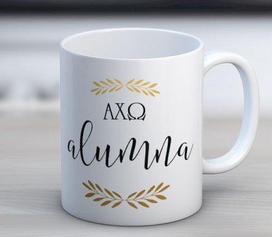 Alpha Chi Omega Alumna Coffee Mug