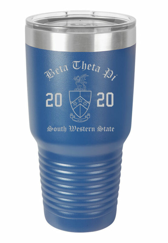 Beta Theta Pi Insulated Tumbler