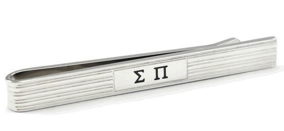 Sigma Pi Tie Clip