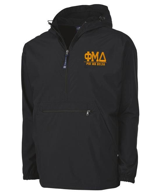 Phi Mu Delta Pack-N-Go Pullover