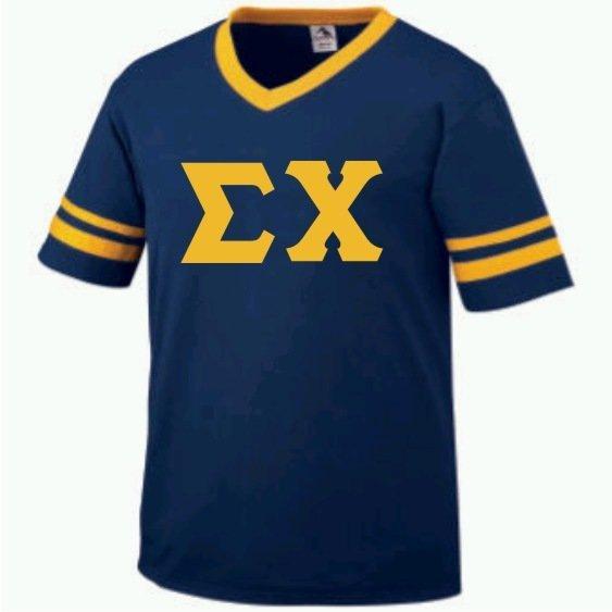 Greek Vintage Sports Shirt