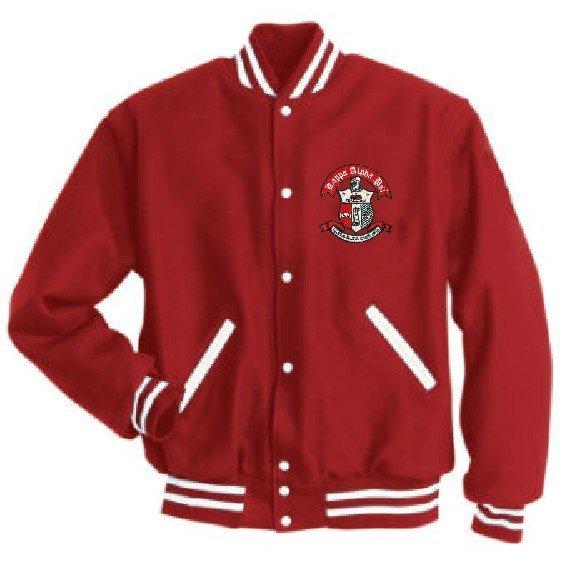 Old School Greek Jacket