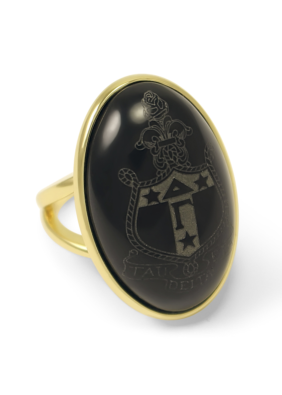 The Delta Gamma Duchess Ring