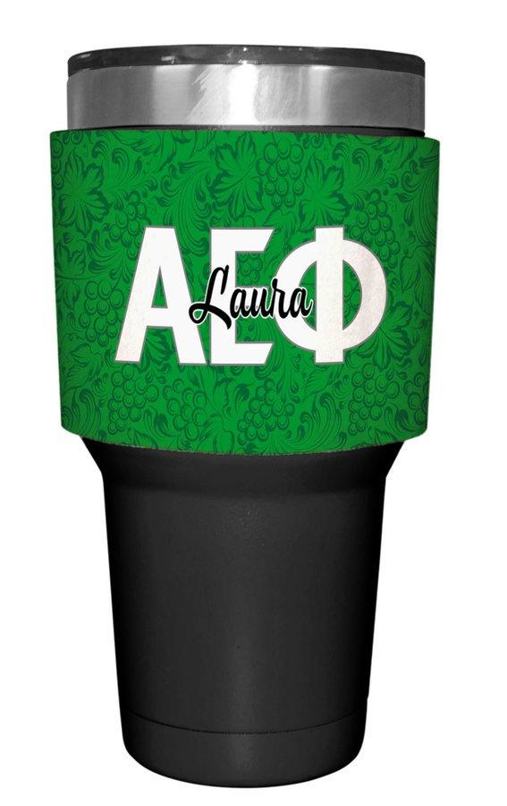 Alpha Epsilon Phi Yeti Rambler Bottle Insulator