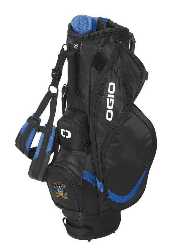 Delta Upsilon Ogio Vision 2.0 Golf Bag