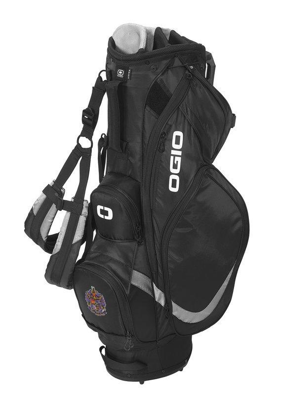 Sigma Alpha Epsilon Ogio Vision 2.0 Golf Bag