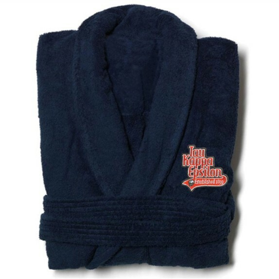 Fraternity Tail Bathrobe