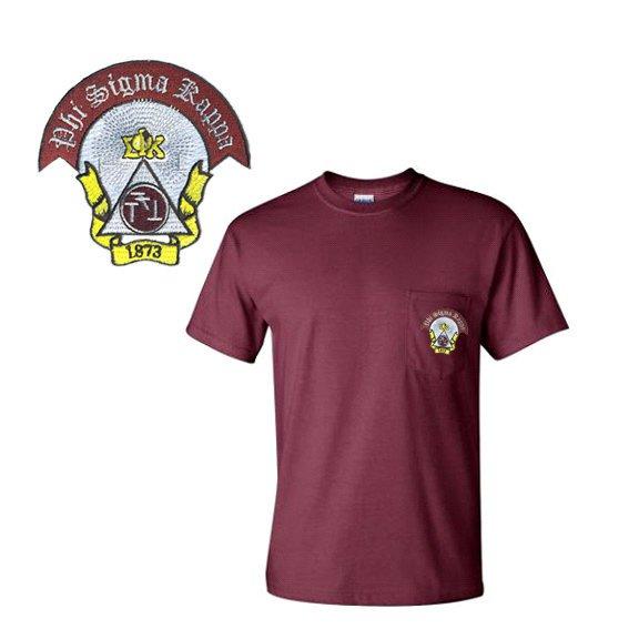 DISCOUNT-Crest - Shield Pocket Shirt
