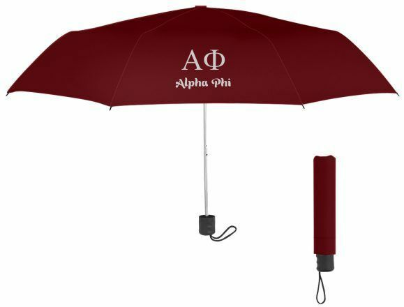 Fraternity &  Sorority Budget Telescopic Umbrella