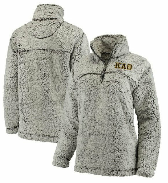 Sorority & Fraternity Sherpa 1/4 Zip Pullover