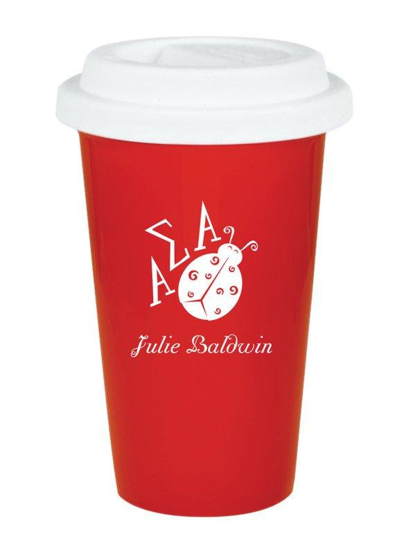Sorority Latte Mug