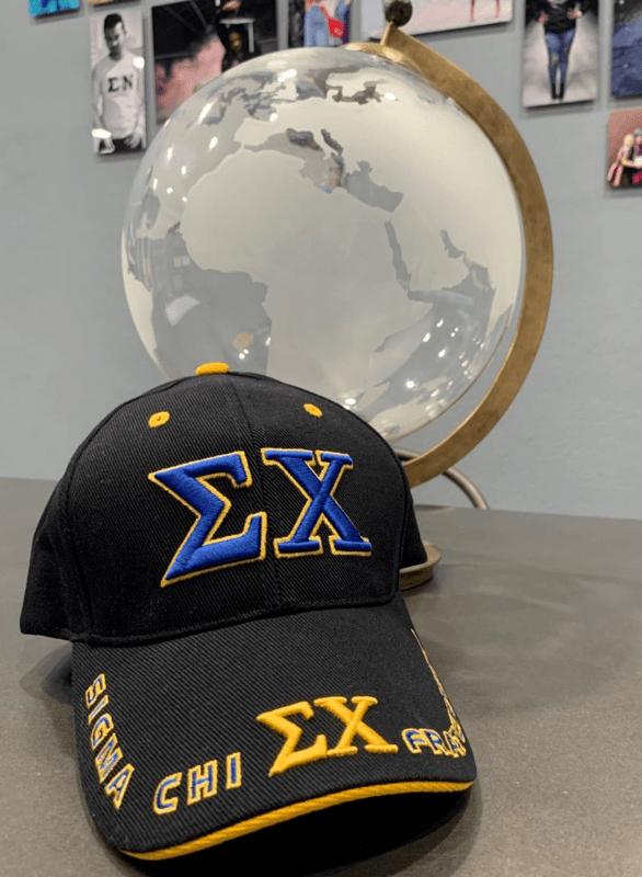 Sigma Chi 3-D Namesake Hat
