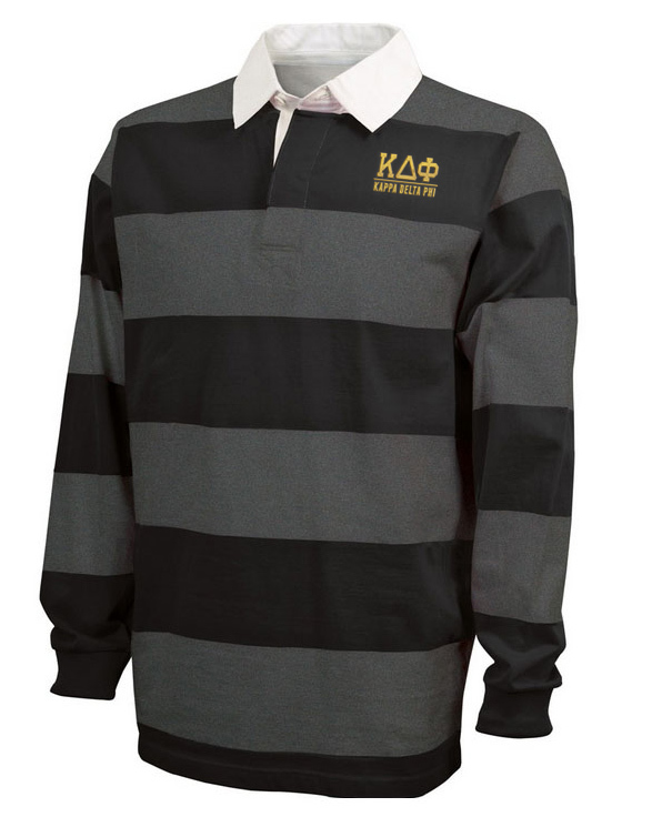 Kappa Delta Phi Lettered Rugby