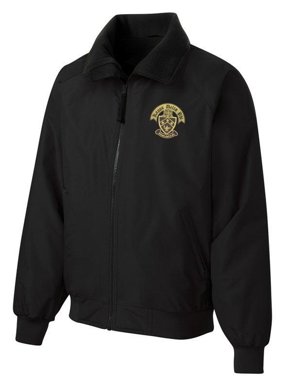 Kappa Delta Phi Crest - Shield Challenger Jacket
