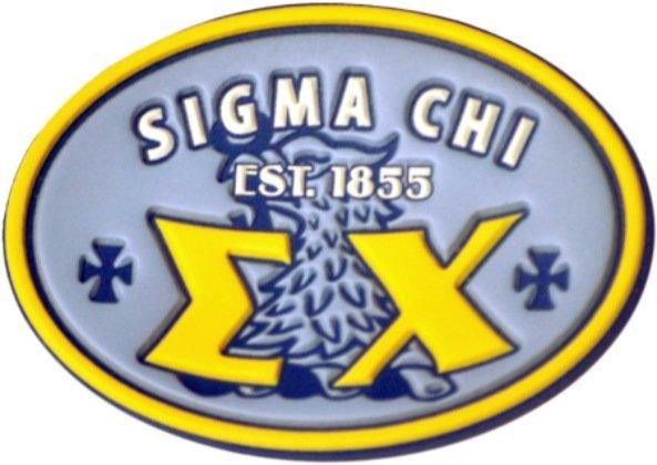 DISCOUNT-Sigma Chi Vintage Visor