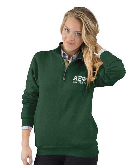 Alpha Epsilon Phi Custom Fashion Pullover