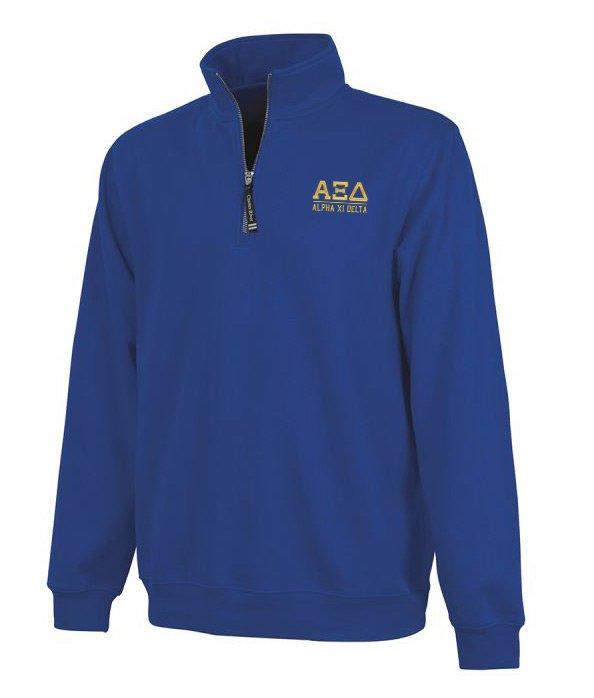 Alpha Xi Delta Custom Fashion Pullover
