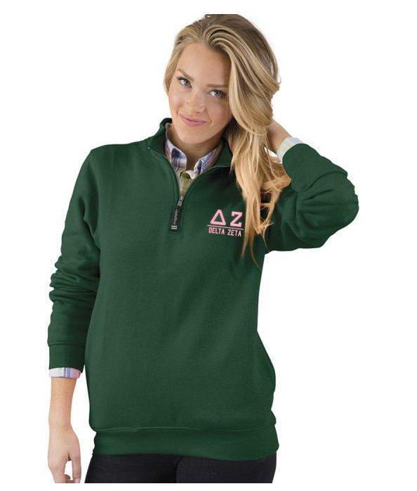 Delta Zeta Custom Fashion Pullover