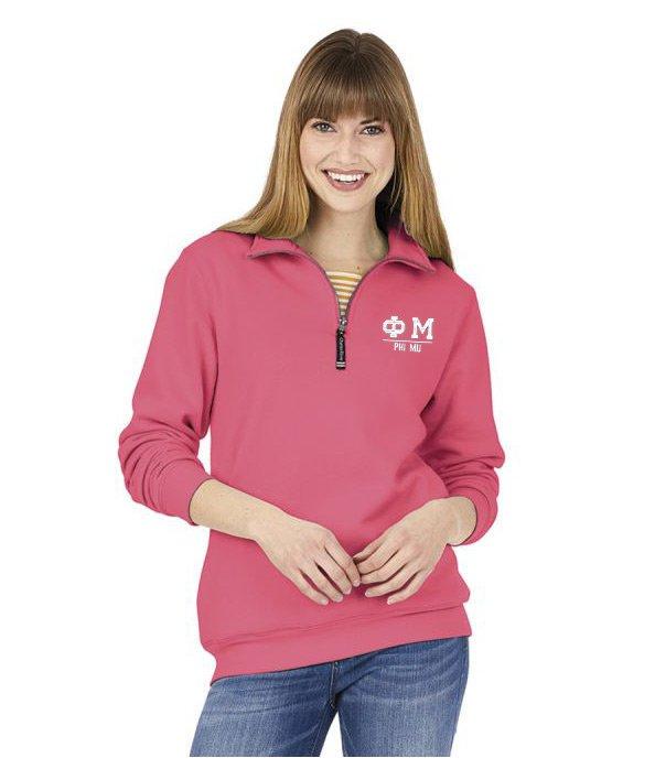 Phi Mu Custom Fashion Pullover