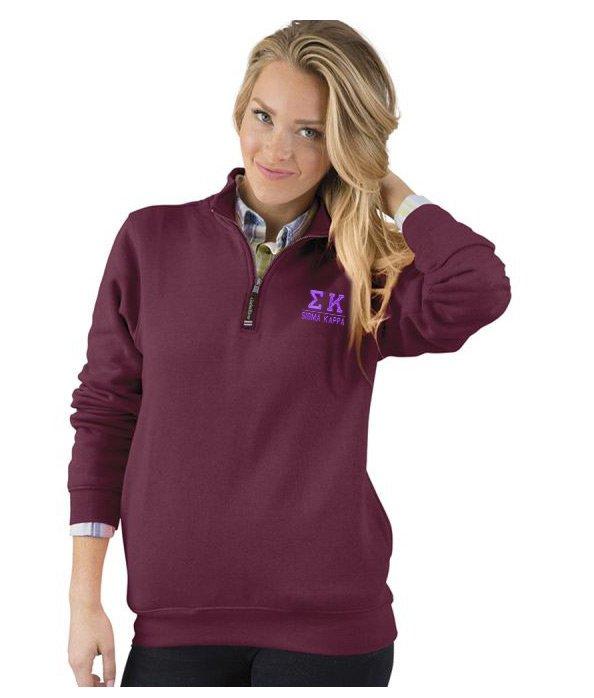 Sigma Kappa Custom Fashion Pullover