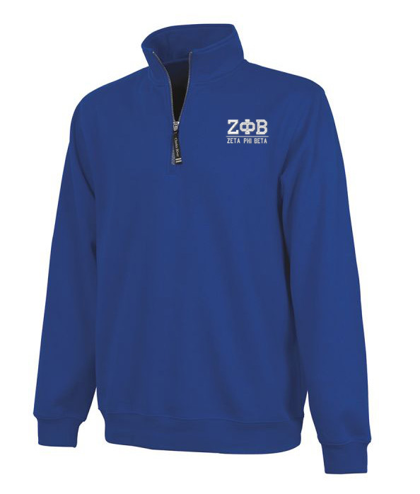 Zeta Phi Beta Custom Fashion Pullover