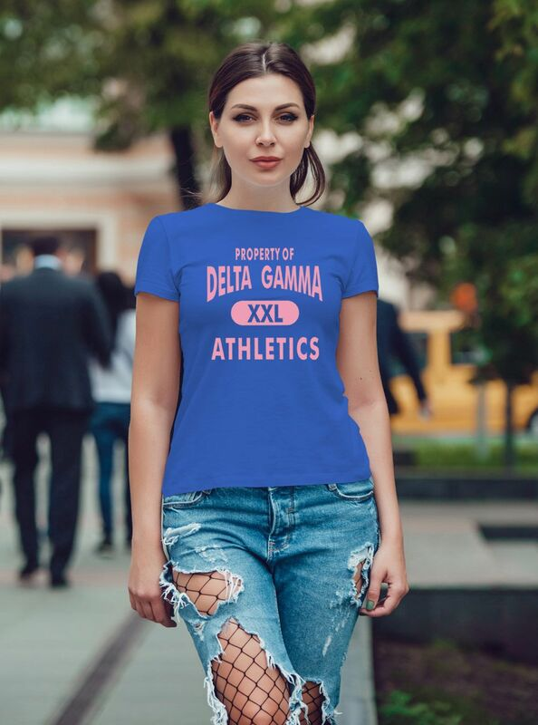 Delta Gamma Athletics T-Shirts
