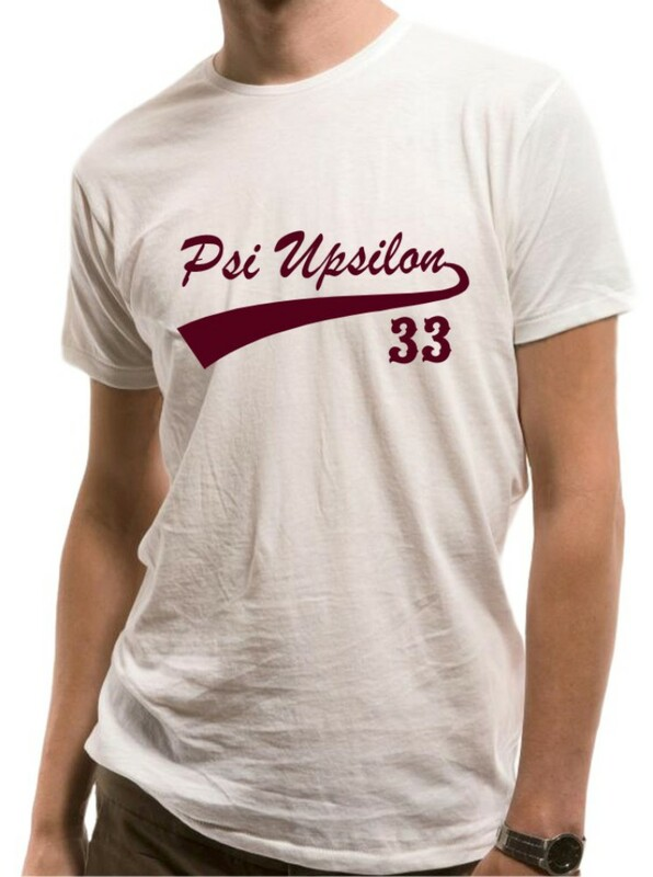 DYO Psi Upsilon Tail Shirt