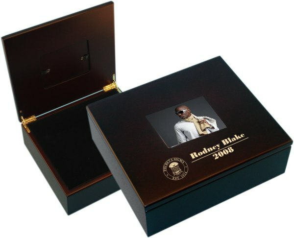 Phi Beta Sigma Treasure Box