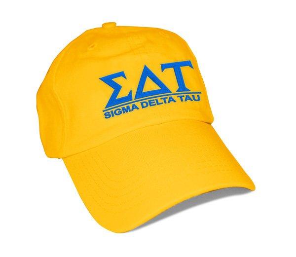 Sigma Delta Tau Famous Line Hat