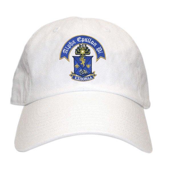 DISCOUNT-Alpha Epsilon Pi Crest - Shield Hat