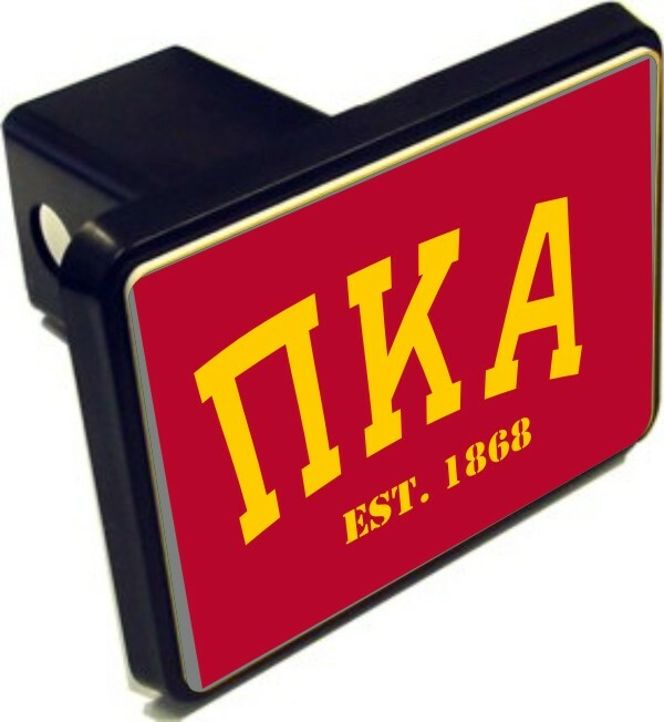 Pi Kappa Alpha Trailer Hitch Covers