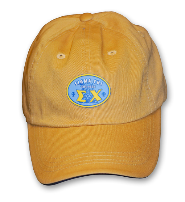 DISCOUNT-Fraternity Emblem Hat