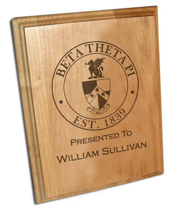 Beta Theta Pi Laser Award