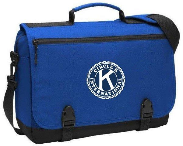 Circle K Messenger Briefcase