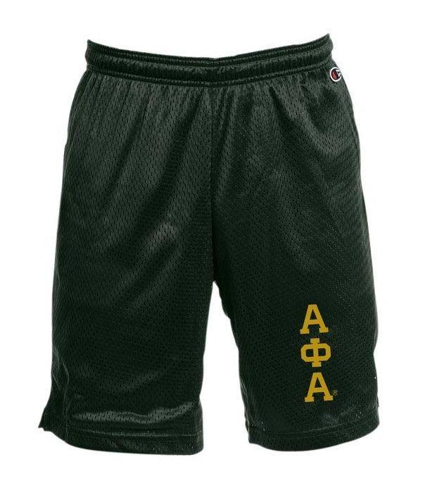 Alpha Phi Alpha Mesh Short