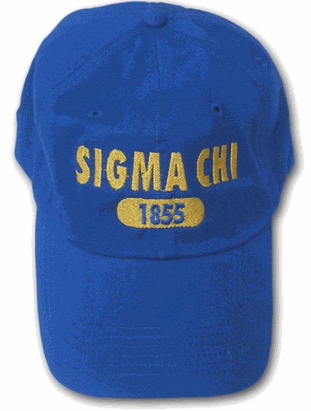 Sigma Chi Arch Est. Hats